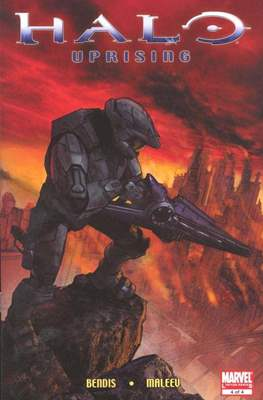 Halo Uprising (Comic book 24 pp) #4