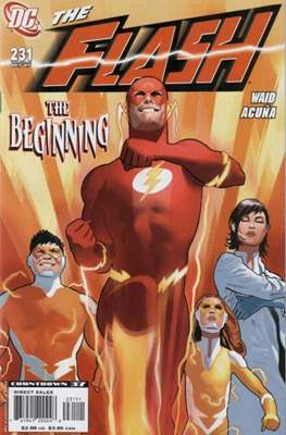 The Flash Vol. 2 (1987-2006) (Comic Book) #231