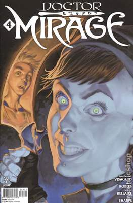 Doctor Mirage (2019- Variant Cover) #4