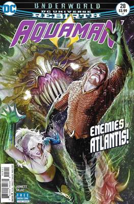 Aquaman Vol. 8 (2016-) (Comic Book) #28