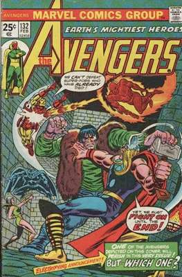 The Avengers Vol. 1 (1963-1996) (Comic Book) #132
