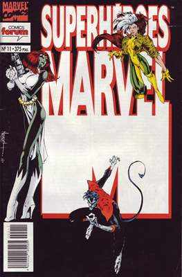 Superhéroes Marvel (1994-1995) #11