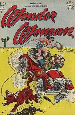 Wonder Woman Vol. 1 (1942-1986; 2020-) #27