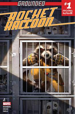 Rocket Raccoon (2016-2017) (Comic-book) #1