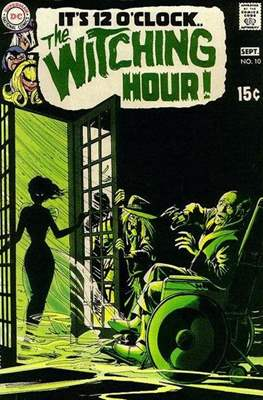 The Witching Hour Vol.1 (Grapa) #10