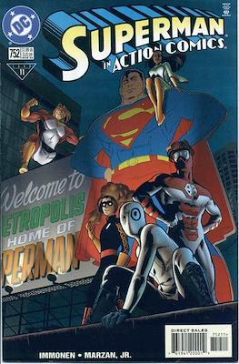 Action Comics Vol. 1 (1938-2011; 2016-) (Comic Book) #752