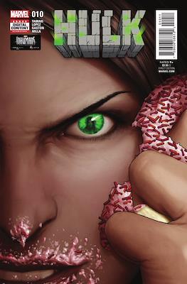 Hulk Vol. 4 (2016-2017) #10