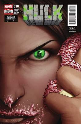 Hulk Vol. 4 (2016. Comic-book) #10
