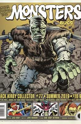 The Jack Kirby Collector (MAgazine) #77