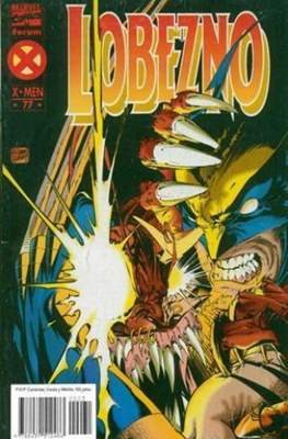 Lobezno vol. 1 (1989-1995) (Grapa) #77