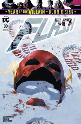The Flash Vol. 5 (2016-2020) (Comic Book) #80