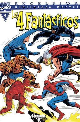 Biblioteca Marvel: Los 4 Fantásticos (1999-2001) (Rústica 160 pp) #9