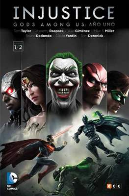 Injustice: Gods Among Us. Año uno
