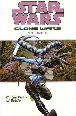 Star Wars Clone Wars (Softcover) #6
