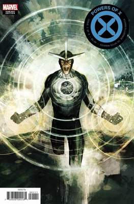 Powers of X (Variant Cover) (Comic Book) #2.5