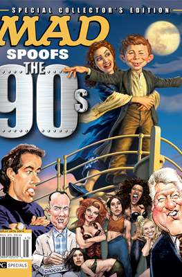 Mad Spoofs the 90s