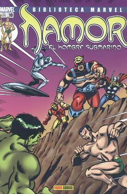 Biblioteca Marvel: Namor (2006-2007) #10