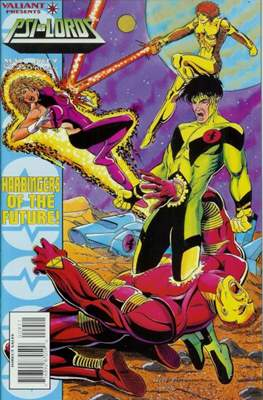 Psi-Lords Vol.1 (Comic Book) #9