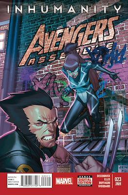 Avengers Assemble Vol. 2 (2012-2014) (Comic-Book) #23