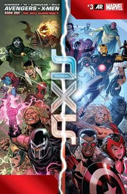Avengers & X-Men: Axis (Comic-book) #3