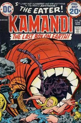 Kamandi (Grapa) #18