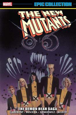 The New Mutants Epic Collection (Softcover 464-512 pp) #2