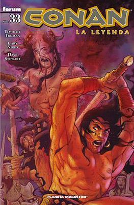 Conan. La Leyenda (Grapa 28-116 pp) #33