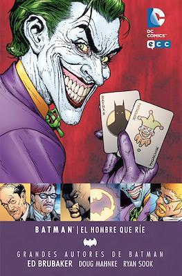 Grandes Autores de Batman: Ed Brubaker (Cartoné 80 pp) #1