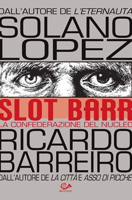 Slot Barr (Brossurato) #1