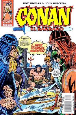 Conan el Bárbaro (1998-2001) (Grapa 24 pp) #33