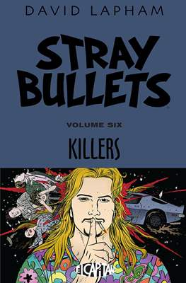 Stray Bullets (Softcover) #6