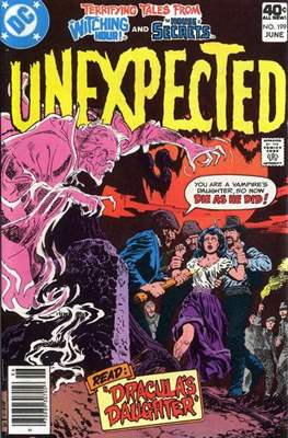 The Unexpected (Comic Book) #199