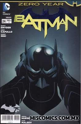 Batman (2012-2017) (Grapa) #24
