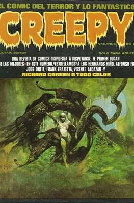 Creepy (Grapa, 1979) #15