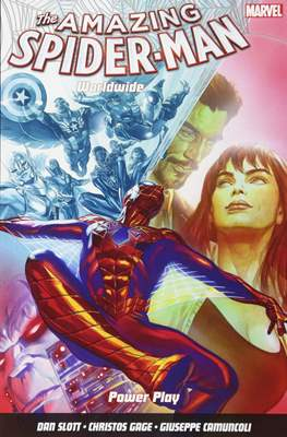 The Amazing Spider-Man: Worldwide (Softcover) #3