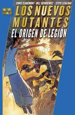 Los Nuevos Mutantes. Marvel Gold #5