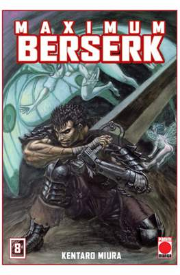Maximum Berserk #8