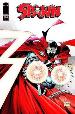 Spawn (Variant Cover) (Comic Book) #300.4