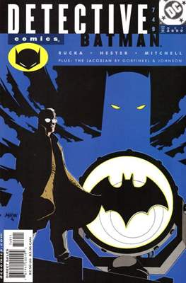 Detective Comics Vol. 1 (1937-2011; 2016-) (Comic Book) #749