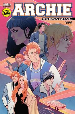 Archie (2015-) (Comic Book) #699