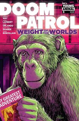 Doom Patrol: Weight of the Worlds (2019-) (Comic Book) #3