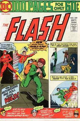 Flash vol. 1 (1959-1985) (Grapa, 32 págs.) #229