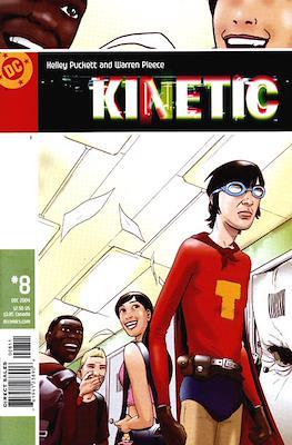 Kinetic (comic-book) #8