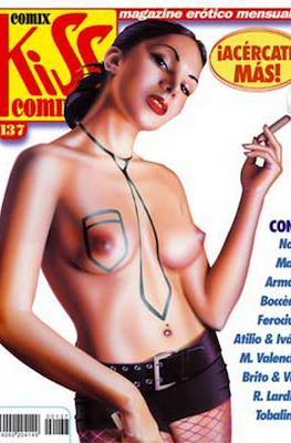 Kiss Comix #137