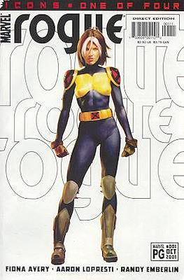 Rogue Vol. 2 (Grapa) #1