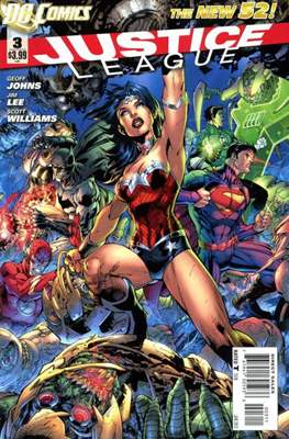 Justice League Vol. 2 (2011-2016) (Comic-Book) #3