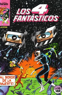 Los 4 Fantásticos Vol. 1 (1983-1994) (Grapa 36-32-24 pp) #54