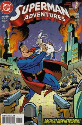 Superman Adventures (Comic-book) #40
