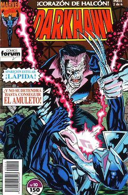 Darkhawk (1993-1994) (Grapa. 17x26. 24 páginas. Color.) #10