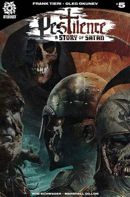 Pestilence: A Story of Satan (Comic Book) #5